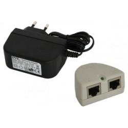 Adapter PoE z zasilaczem 24v